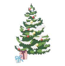 Sizzix Thinlits Dies - Layered Christmas Tree