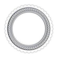 Tim Holtz Sizzix Switchlits Embossing Folder - Seal
