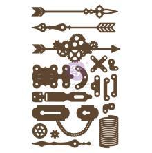 Prima Laser Cut Chipboard 17/Pkg - Make Something