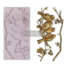 Prima Redesign Mould 5X10 - Avian Love