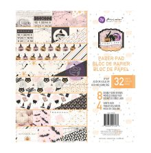 Prima Double-Sided Paper Pad 8X8 32/Pkg - Thirty-One By Frank Garcia