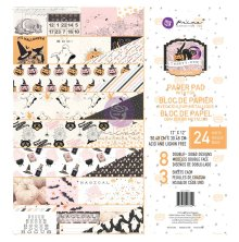 Prima Double-Sided Paper Pad 12X12 24/Pkg - Thirty-One By Frank Garcia
