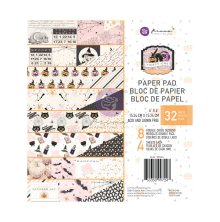 Prima Double-Sided Paper Pad 6X6 32/Pkg - Thirty-One By Frank Garcia