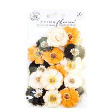 Prima Halloween Flowers Special Edition 16/Pkg