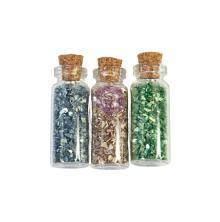 Prima Sparkle Glass Glitter 3/Pkg - Christmas Sparkle By Frank Garcia