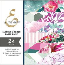 Altenew 6X6 Paper Pack - Summer Garden