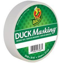 Duck Masking Tape 24mmX27m - White
