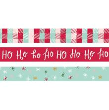 Simple Stories Washi Tape 3/Pkg - Holly Days