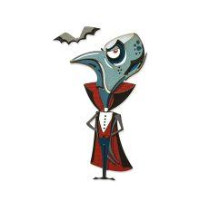 Tim Holtz Sizzix Thinlits Dies - The Count Colorize