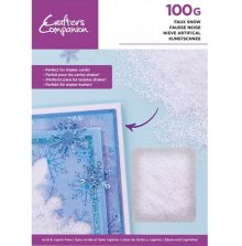 Crafters Companion Faux Snow 100gr