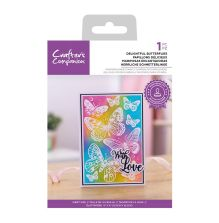 Crafters Companion Photopolymer Stamp - Delightful Butterflies