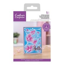 Crafters Companion Photopolymer Stamp - Spring Blossom