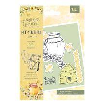Natures Garden Bee-Youtiful Collection Stamp & Die- Honey Bee