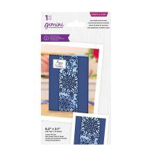 Gemini Create-a-Card - Cascading Snowflakes