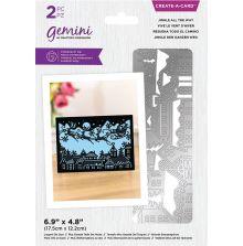 Gemini Create-a-Card - Jingle all the Way
