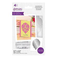Gemini Stamp & Die - Balloon Bouquet
