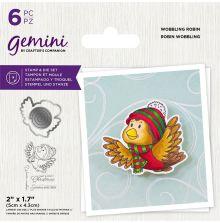 Gemini Stamp & Die - Wobbling Robin