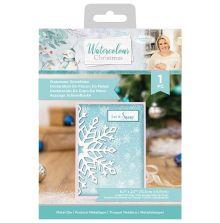 Sara Davies Watercolour Christmas Metal Die Set - Statement Snowflake