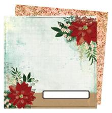 Vicki Boutin Warm Wishes Double-Sided Cardstock - Beautiful Sight