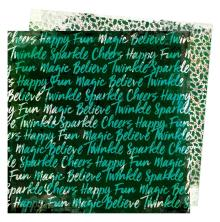 Vicki Boutin Warm Wishes Double-Sided Cardstock - Believe In Magic