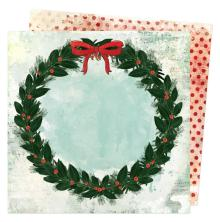 Vicki Boutin Warm Wishes Double-Sided Cardstock - Holiday Wishes