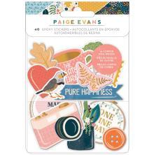 Paige Evans Epoxy Stickers - Bungalow Lane