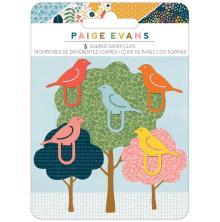 Paige Evans Metal Clips - Bungalow Lane Bird