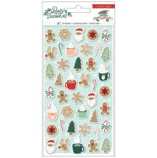 Crate Paper Puffy Stickers 45/Pkg - Busy Sidewalks