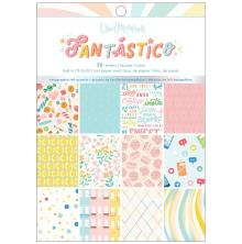 American Crafts Obed Marshall Single-Sided Paper Pad 6X8 - Fantastico