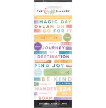 Me & My Big Ideas Stickers 124/Pkg - Colorful Desert