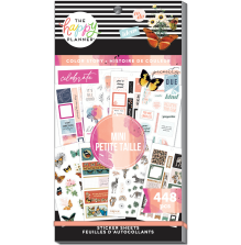 Me & My Big Ideas Happy Planner Stickers Value Pack - MINI Color Story 448