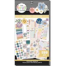 Me & My Big Ideas Happy Planner Stickers Value Pack - Keep Going 599