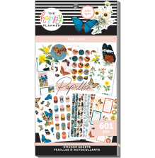 Me & My Big Ideas Happy Planner Stickers Value Pack - Papillon 601