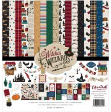 Echo Park Collection Kit 12X12 - Witches & Wizards No.2