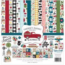 Echo Park Collection Kit 12X12 - Farmers Market