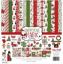 Echo Park Collection Kit 12X12 - Christmas Magic