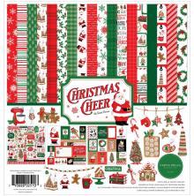 Carta Bella Collection Kit 12X12 - Christmas Cheer