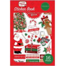 Carta Bella Sticker Book - Christmas Cheer