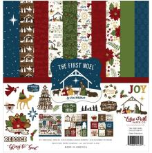 Echo Park Collection Kit 12X12 - The First Noel
