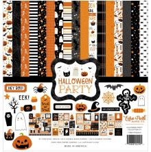 Echo Park Collection Kit 12X12 - Halloween Party
