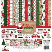 Echo Park Collection Kit 12X12 - Jingle All The Way