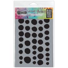 Dylusions Stencil 5X8 - Coins