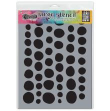 Dylusions Stencil 9X12 - Coins