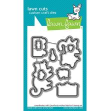 Lawn Fawn Dies - Purrfectly Wicked Add-On