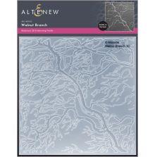 Altenew Embossing Folder - Walnut Branch 3D