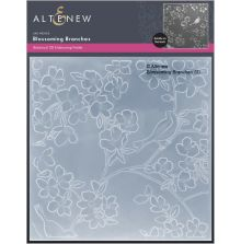 Altenew Embossing Folder - Blossoming Branches 3D