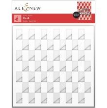 Altenew Stencil 6X6 2/Pkg - Block Builder