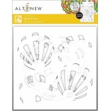 Altenew Stencil 6X6 5/Pkg - Up & Away