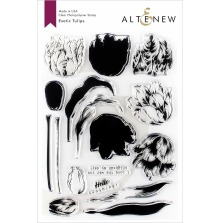 Altenew Clear Stamps 6X8 - Exotic Tulips