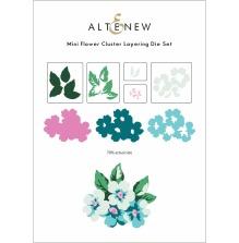 Altenew Die Set - Mini Flower Cluster Layering